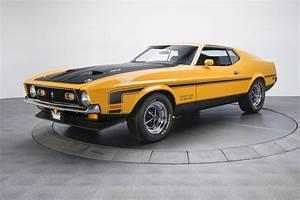 1971 Ford Mustang Boss 351 Wallpapers | MustangSpecs.com