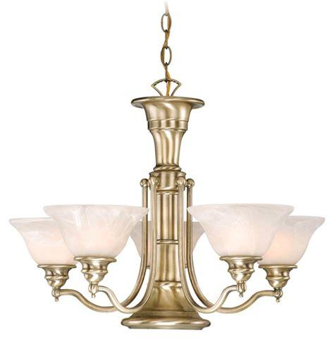standford  light vaxcel antique brass chandelier ceiling