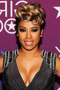 50 Best Black Women Short Hairstyles/Keyshia Cole Short ...