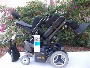 Permobil C400 Power Chair