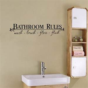 compare prices on 1 vinyl letters online shopping buy low With bathroom letters decor