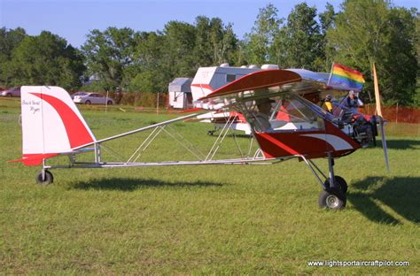 Backyard Fly by Backyard Flyer Swing Wing Ultralight Aircraft Pictures