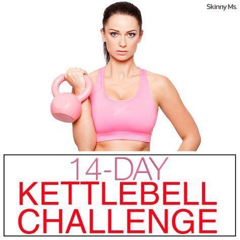 kettlebell challenge
