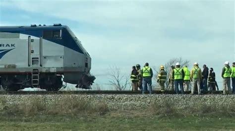 Mattoon High Student Killed In Amtrak Train Crash In Coles
