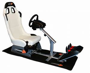 Simulateur Auto Ps4 : thegamersroom playseat evolution white ~ Farleysfitness.com Idées de Décoration