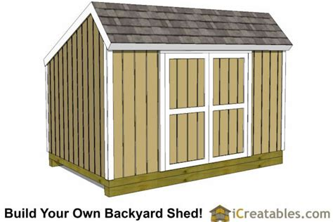 build 8x12 storage shed saltbox shed plans build your own backyard storage shed