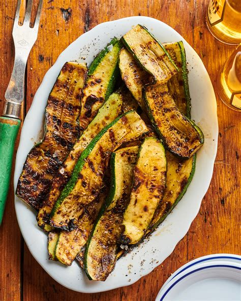 How To Grill the Absolute Best Zucchini   Kitchn