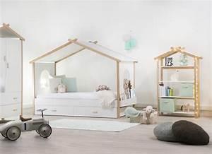 Cabane Lit Enfant : lit cabane les 25 plus belles chambres d 39 enfant blog d co ~ Melissatoandfro.com Idées de Décoration