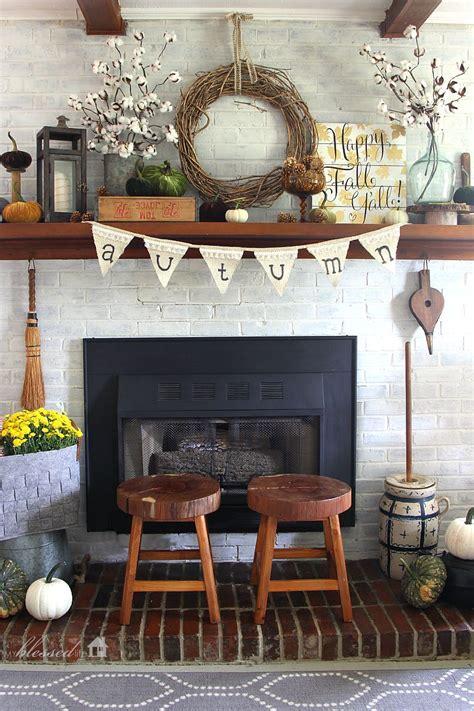decor ideas for home tis autumn living room fall decor ideas