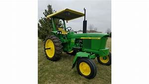 1970 John Deere 2520 Powershift