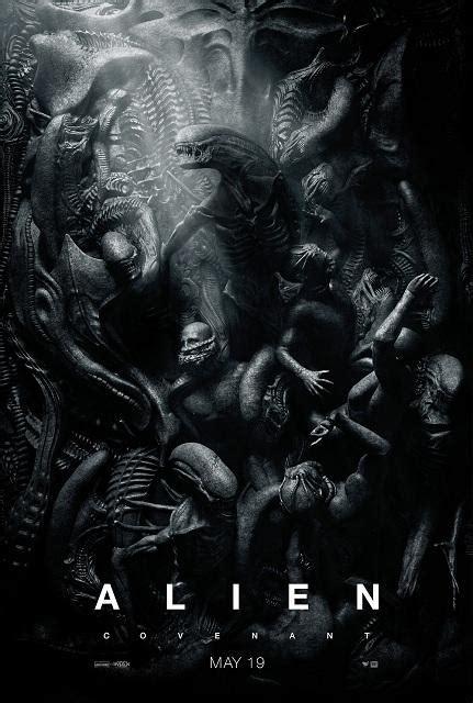 《异形:契约》公布最新海报 从地狱通向天堂_娱乐_腾讯网