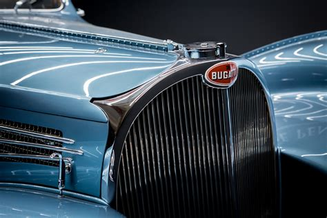 It was the second atlantic coupe built, destined to become the company's brochure, display. Vintage Bugatti Type 57SC named the Best of the Best ...
