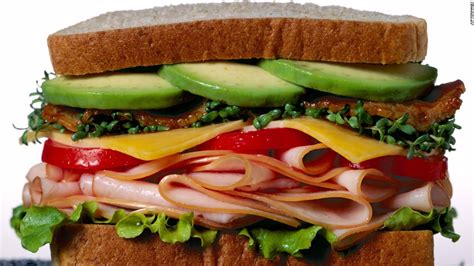 most popular sandwiches national sandwich day america s most popular cnn com
