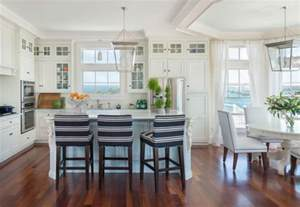 cathedral ceiling kitchen lighting ideas 10 decorating ideas for a coastal kitchen