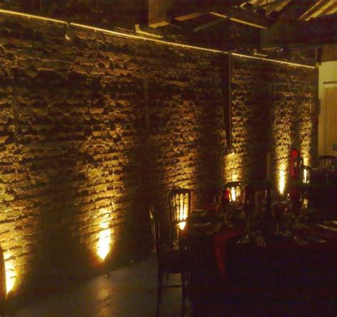 canal museum venue hire lighting