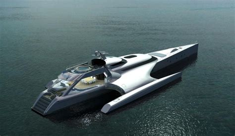 Trimaran For Sale South Africa by The World S Two Largest Trimarans Launched By Latitude Yachts