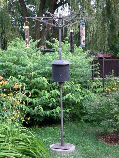 diy bird feeder pole diy beautiful garden designs ideas dearlinks