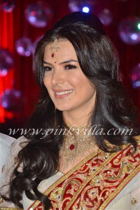 urvashi sharma sachin joshi   wedding reception
