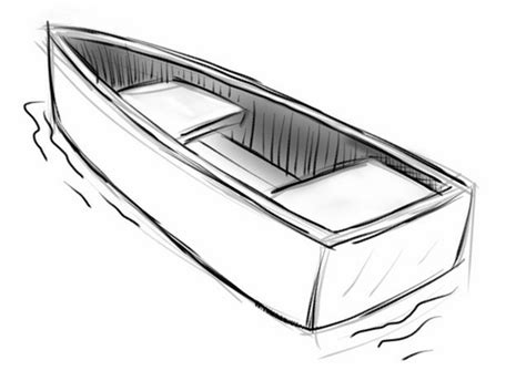 Simple Boat by A Simple Boat Made With Sketchbook Mobile On A Rooted