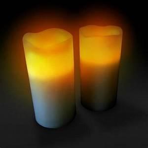 Led Kerzen Mit Timerfunktion : led kerzen mit fernbedienung 2er set ~ Whattoseeinmadrid.com Haus und Dekorationen