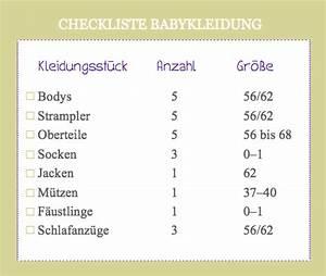 Baby Erstausstattung Liste Winter : baby erstausstattung kleidung was welche gr e wie viel mibaby magazin ratgeber ~ Eleganceandgraceweddings.com Haus und Dekorationen