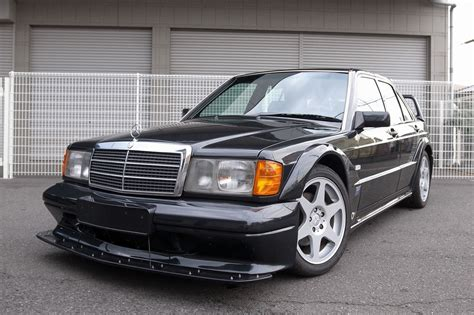 Immo ecu lost synch after battery removal. Rare 1991 Mercedes-Benz 190-Series 2.5-16V Evolution II Up for Sale, It's Pricey - autoevolution