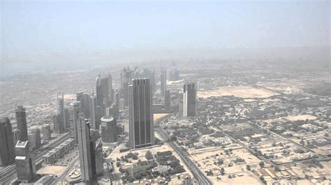 Person Falls To Death From Worlds Tallest Building Burj