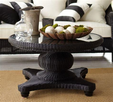 You can push the flat edge flush against the wall. 35 Centerpiece Ideas for Coffee Table | Table Decorating Ideas