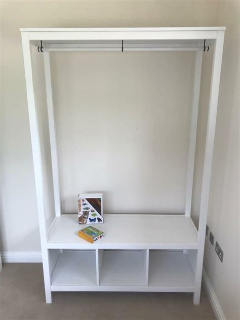 Offener Schrank Ikea by Ikea Hemnes Open Wardrobe In Guildford Surrey Gumtree