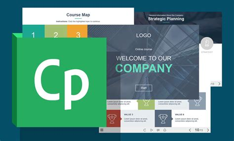 Adobe Captivate Free Templates by Elearning Novelties Captivate Templates Elearningchips
