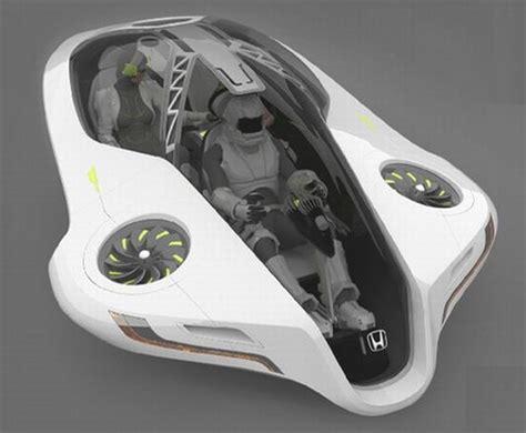 future flying cars future transportation the honda fuzo concept flying car