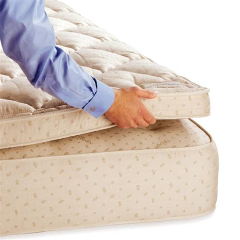 pillow top mattress cover royal pedic 4 in pillow top mattress topper mattress