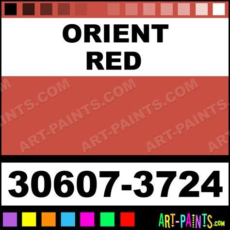 orient red lead free enamel paints 30607 3724 orient