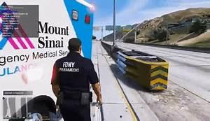 ambulance crash GIFs Search   Find, Make & Share Gfycat GIFs