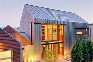 Moderne Häuser Mit Satteldach : moderne h user mehr als 160 unikale beispiele ~ Eleganceandgraceweddings.com Haus und Dekorationen