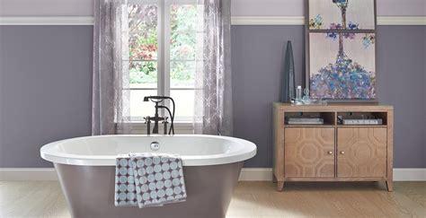 Behr Bathroom Colors by Purple Bathroom Ideas And Inspiration Behr