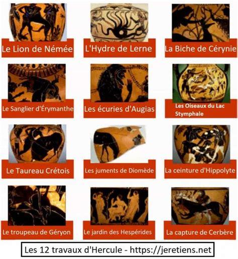Quels Sont Les 12 Travaux D'hercule Toutcomment