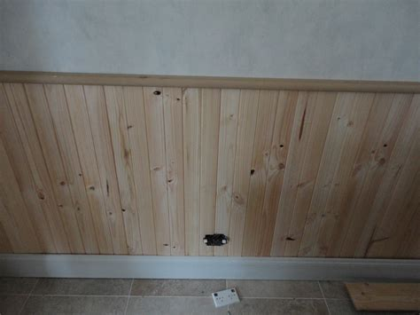 installing tongue and groove wainscoting tongue and grooving 171 doesn t cost the earth interiors