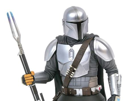 2020 SDCC Exclusive Star Wars The Mandalorian (Beskar ...