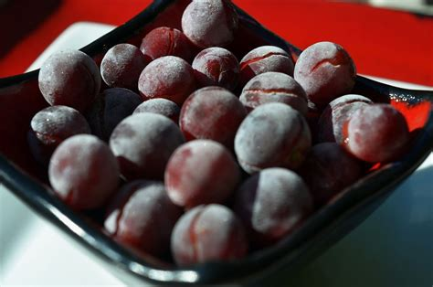 Frozen Grapes Food I Love Frozen Grapes Gluten Free