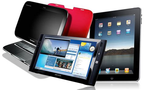 Android Based Tablets Look To Europe And Asia To Compete