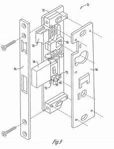 Closer Parts Pella Storm Door Closer Parts Handle Hardinge
