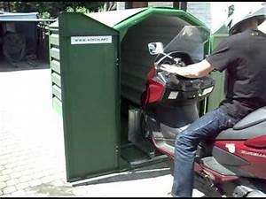 Motorrad Garagen Fertiggaragen : garage f r motorrad youtube ~ Markanthonyermac.com Haus und Dekorationen