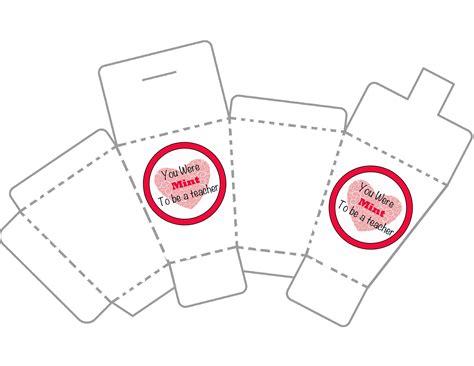 Free Printable Teacher Valentine Cards