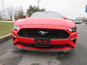 Pre-Owned 2019 Ford Mustang EcoBoost Premium Convertible Convertible in Clinton #108770 ...