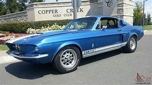 Ford Shelby 1967 : 1967 ford mustang shelby gt 500 ebay ~ Melissatoandfro.com Idées de Décoration