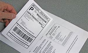 click n ship shipping mailing address labels with receipt With click n ship