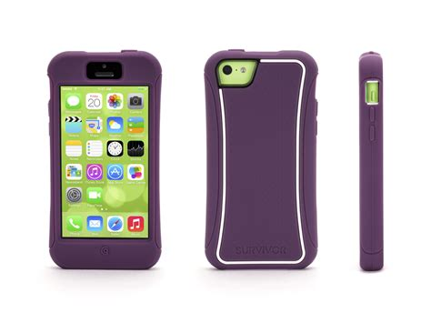 griffin survivor slim protective for iphone 5c ebay