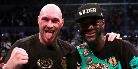 Deontay Wilder responds to Tyson Fury's change of trainer ...