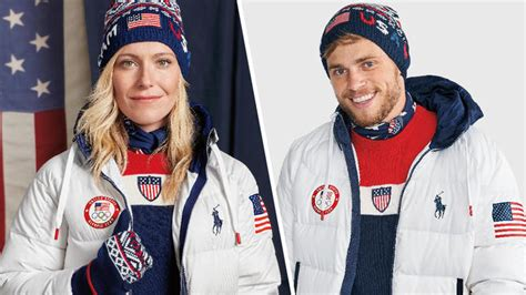 Polo Ralph Lauren Nailed Its 2018 Team USA Olympics Uniforms